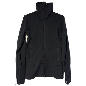 Lululemon Black Zip Up Jacket